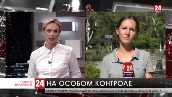 Новых ограничений из-за коронавируса в Крыму не вводят