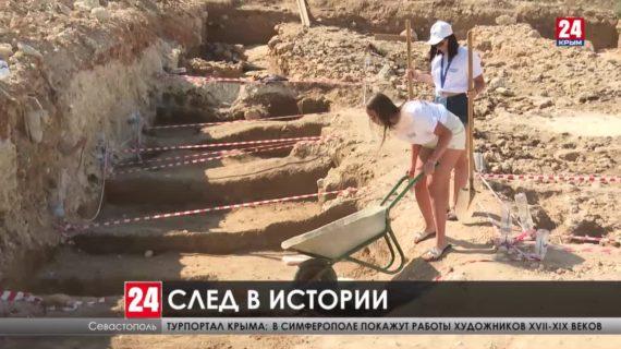 В Севастополе изучают уникальный исторический памятник