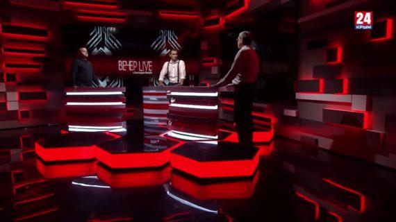Вечер Live с Александром Макарём.  Провокации сил НАТО этой осенью вышли на новый уровень