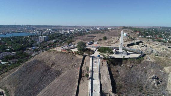 Проезд на гору Митридат ограничат на месяц из-за ремонтных работ