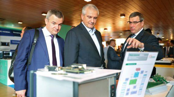 Аксёнов анонсировал старт форума «Микроэлектроника 2020» в Крыму