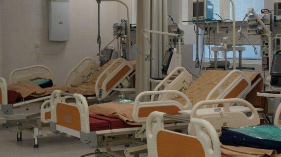 В евпаторийском санатории развернули дополнительные койки для больных коронавирусом