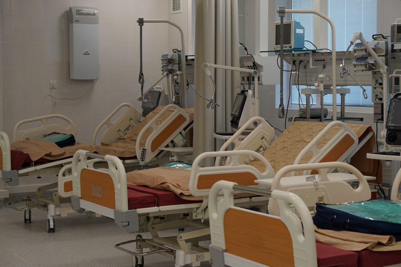 В Крыму более 300 коек свободны для больных коронавирусом