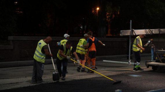 Почему стали вновь ремонтировать дорогу на улице Александра Невского в Симферополе