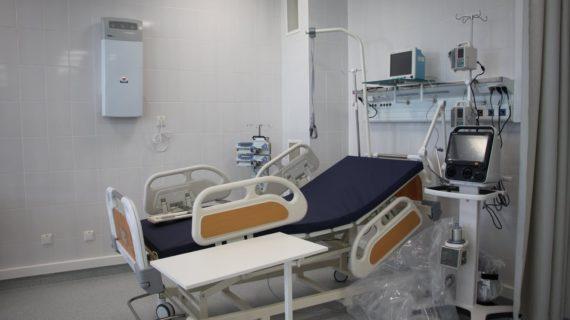 В Крыму впервые сделали операцию перенёсшему COVID-19 пациенту