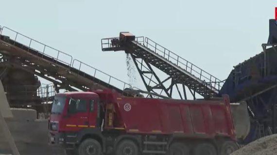 В Крыму проверяют карьеры на законную добычу полезных ископаемых