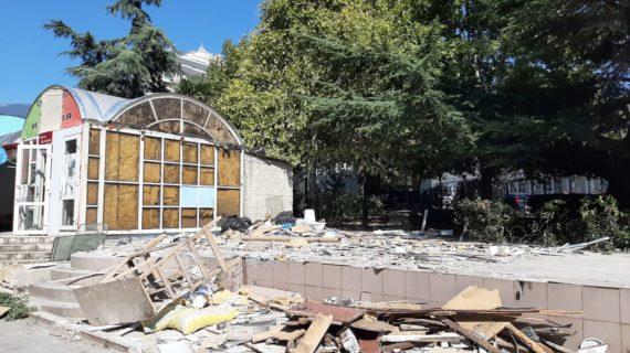 В Ялте до конца года снесут 42 незаконных строений