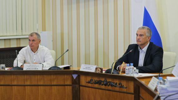 Решение по ремонту и строительству дорог будут принимать в Совмине Крыма
