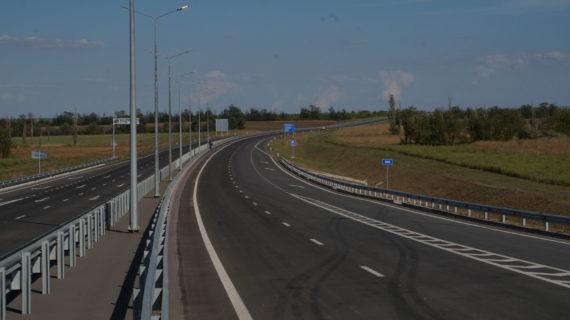 «Кажется, что это не в Крыму»: что говорят в соцсетях о новой трассе «Таврида»