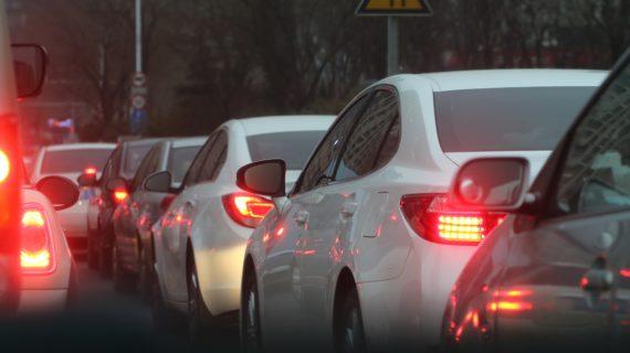 С начала года в Ялте произошло 90 ДТП