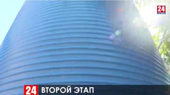 В Симферопольском районе установят 68 ёмкостей для воды