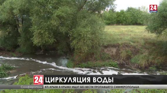 В Крымском федеральном университете придумали новый способ доочистки сточной воды