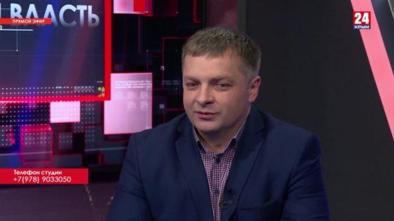 Открытая власть. Андрей Новокрещенов. Выпуск от 06.10.2020