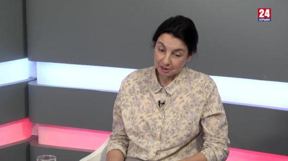 Интервью 24. Ольга Гончарова. Выпуск от 09.10.20