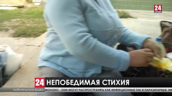 В Крыму инспектируют точки нелегальной торговли