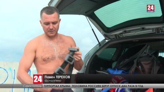 После курортного сезона дикие пляжи и бухты Севастополя утопают в отходах
