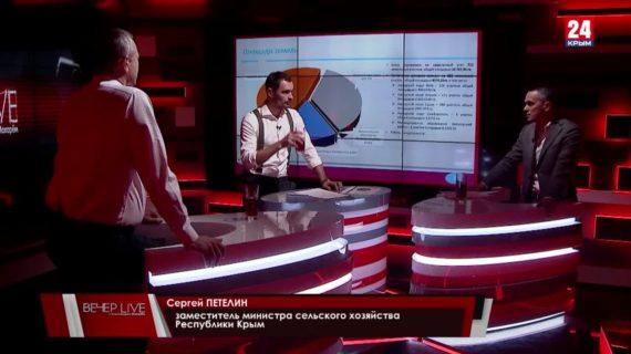Вечер Live с Александром Макарём. «Приватизация»