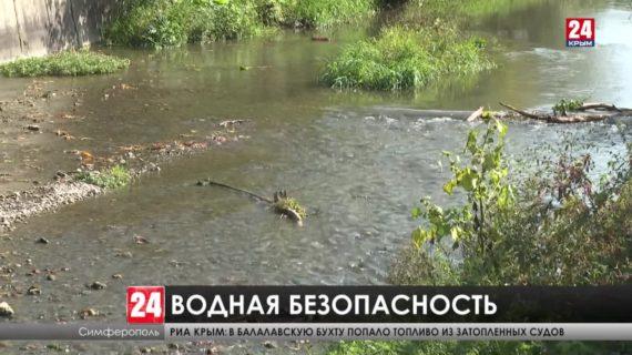 К началу декабря заменят четыре километра труб для водоснабжения Симферополя