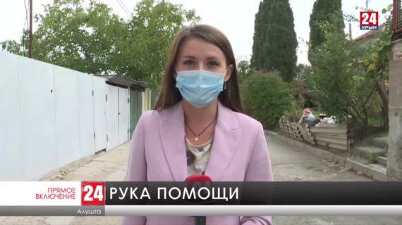 Алушта держится в топе городов по заболеваемости коронавирусом в Крыму