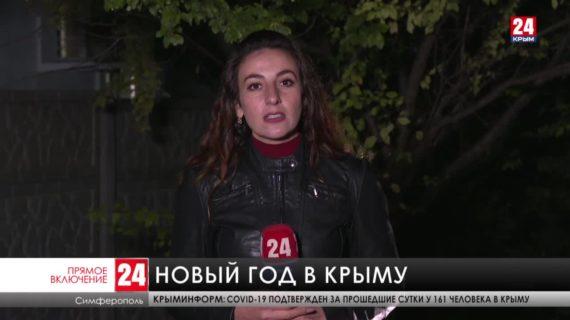 Крым в четвёрке лидеров среди регионов, в которых россияне планируют отметить Новый год