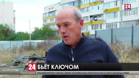 Жители Крымской столицы жалуются на отсутствие подачи воды