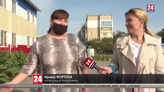 В Николаевке Симферопольского района открыли детский сад «Морячок»