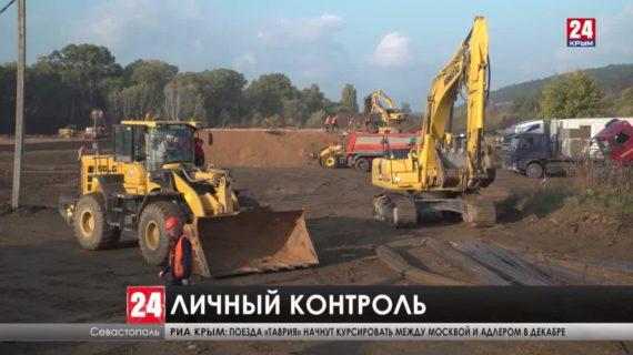 В Севастополь прибыл заместитель Председателя Правительства Российской Федерации