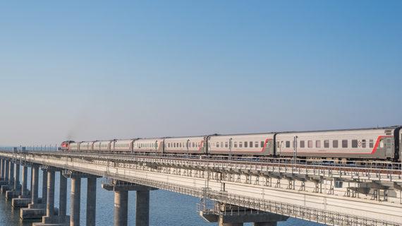 Теперь из Крыма на поезде можно будет приехать в Омск, Астрахань и Пермь