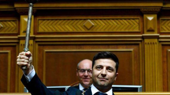 Зеленский заявил, что  не позволит миру забыть про Крым