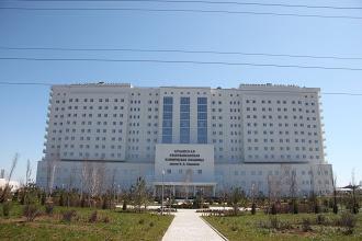 Современный медцентр им. Семашко в Симферополе ввели в эксплуатацию