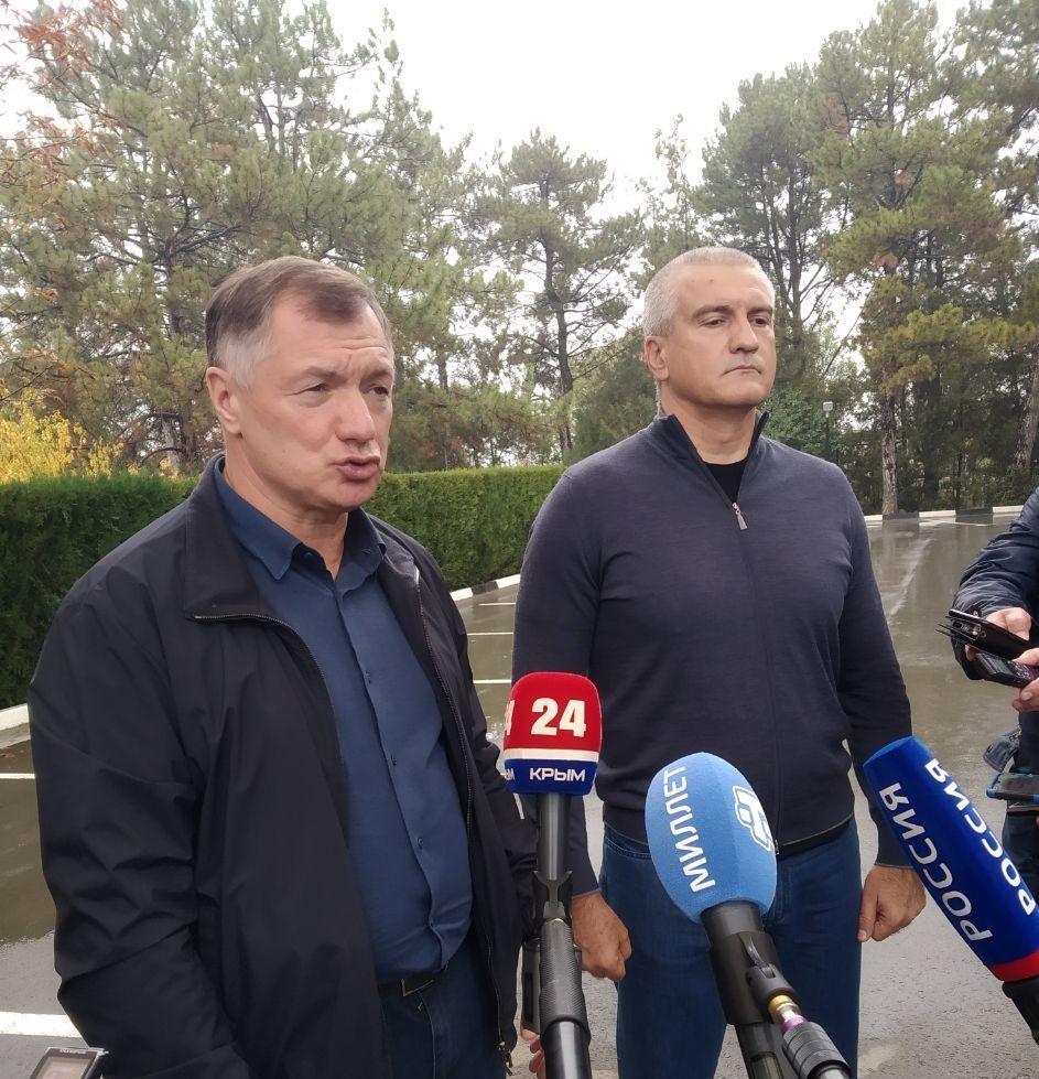 Вице-премьер российского правительства анонсировал рост цен на воду в Крыму