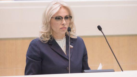 Крымский сенатор Ольга Ковитиди заболела COVID-19