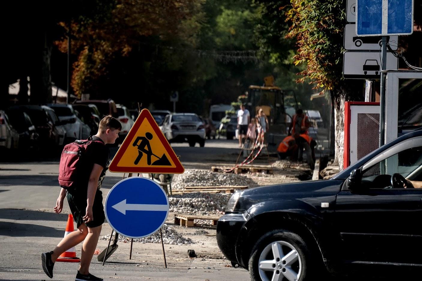 В 2021 году отремонтируют дорогу на улице Футболистов в Симферополе