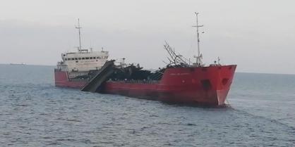 Возбуждено уголовное дело по факту взрыва на нефтяном танкере «Генерал Ази Асланов»