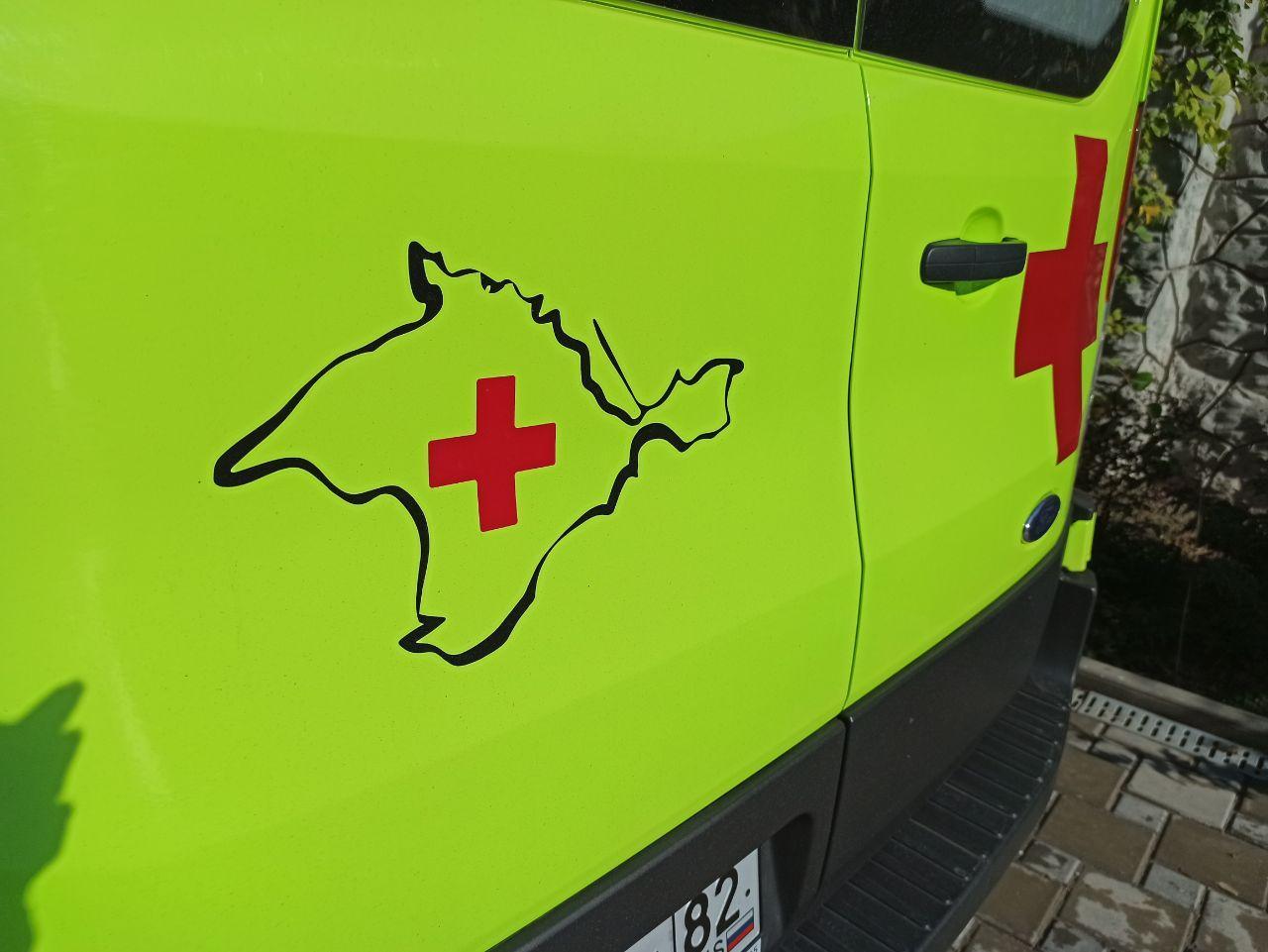 Где скорая: В Симферополе работает часть медицинских бригад из других районов Крыма