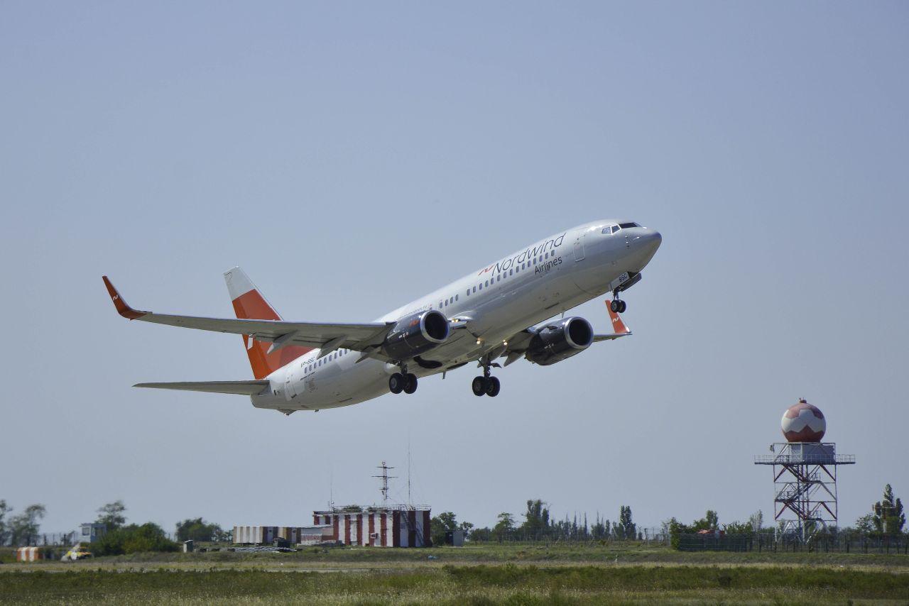 В аэропорту Симферополь открыли 6 новых зимних направлений полётов