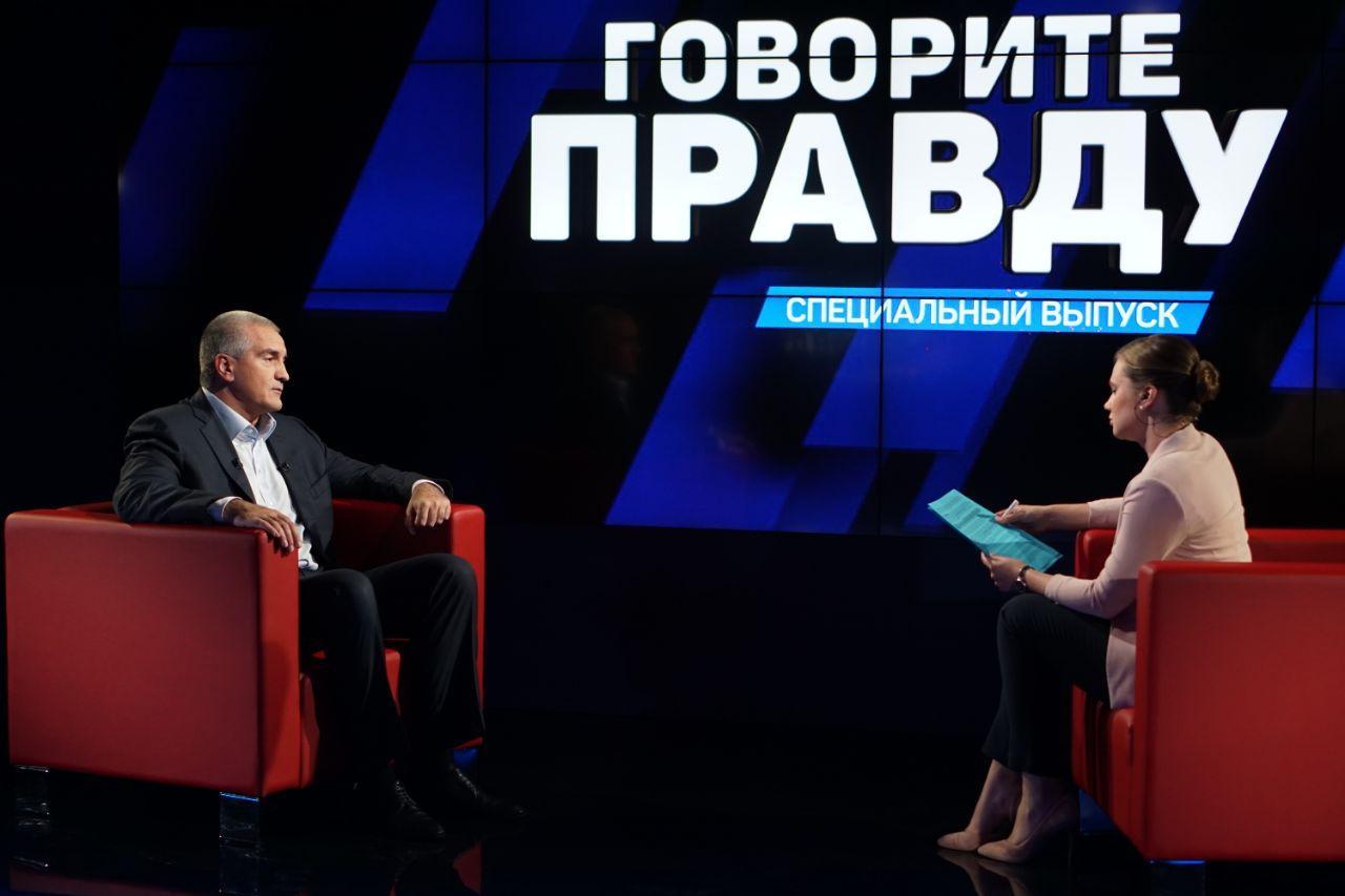 «Я иногда сижу диспетчером на перезвоне»: Глава Крыма возмущён неумением чиновников звонить друг другу