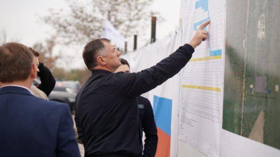 Новые водозаборы будут давать Крыму 60 тысяч кубических метров воды в сутки