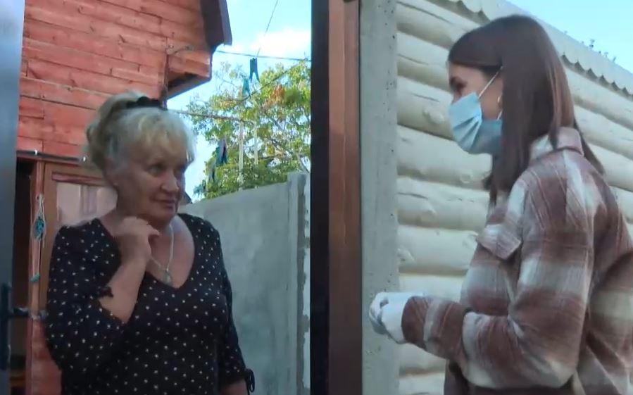 В Крыму возобновил работу волонтёрский штаб