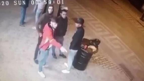 Подозреваемым в убийстве в центре Симферополя стал житель Чеченской республики