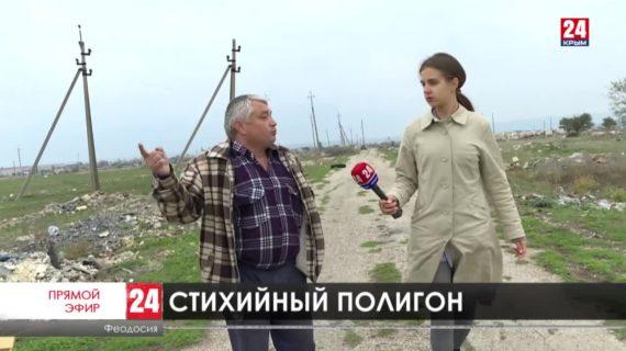 Новости восточного  Крыма. Выпуск от 13.11.20