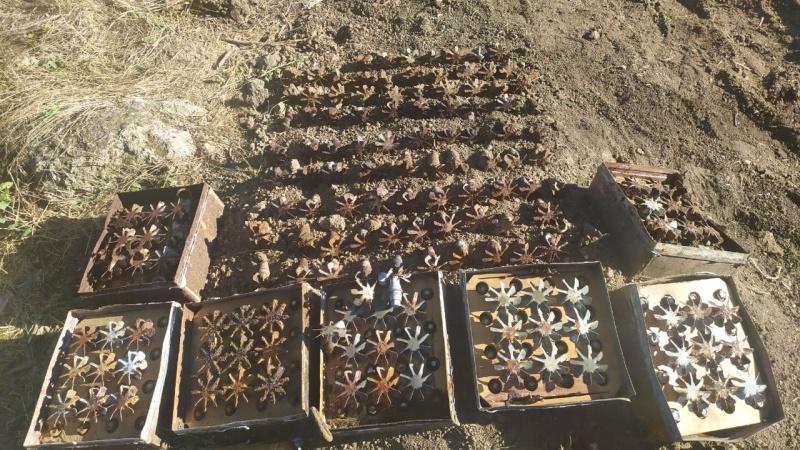 В Крыму нашли и обезвредили 81 бомбу времен Великой отечественной войны
