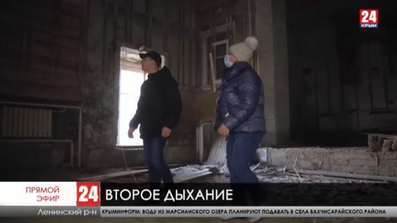 В Ленинском районе капитально ремонтируют Дома культуры