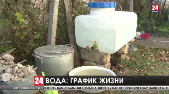Когда вернут воду в Холмовку Бахчисарайского района?
