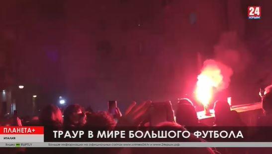 Планета + Умер Диего Марадона, в Карабахе жгут дома, выступления феминисток
