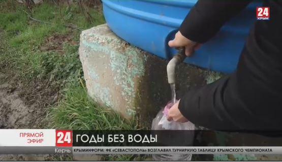 В Керчи на улице Котовского строят водовод и канализационные сети