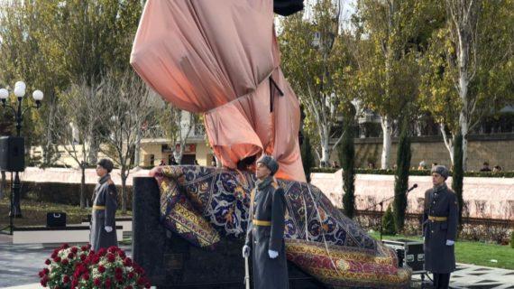 Константинов об открытии памятника генералу Котляревскому: «Каждый человек должен знать свою историю и ей гордиться»