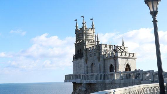 Дворец-замок «Ласточкино гнездо» будет принимать посетителей с января