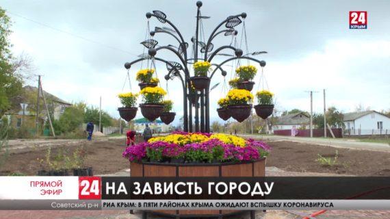 Как в крымских  сёлах потратили средства, выделенные на благоустройство?