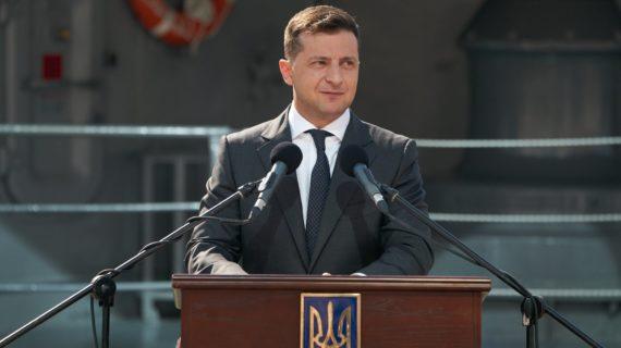 Зеленский заявил, что займётся возвращением Крыма